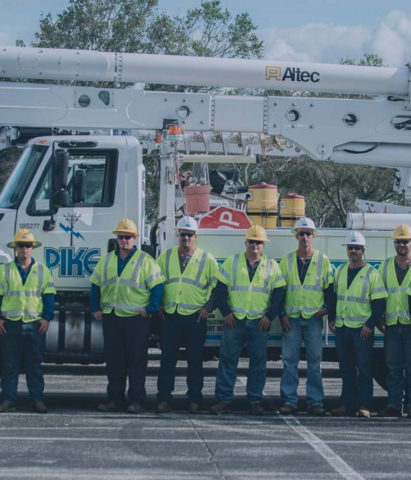 Pike Electric Service Team