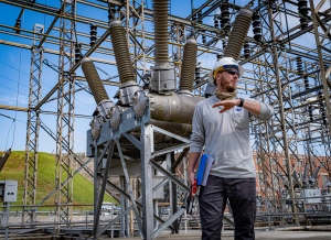 Pike Electric upgrades substations with the latest cutting-edge equipment, laying the groundwork for utility digitization.