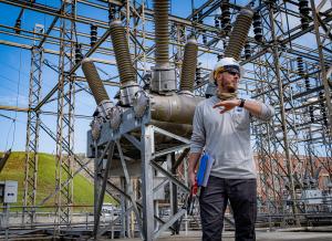 Substation testing, maintenance and commissioning.