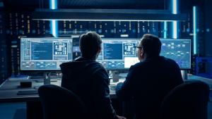 perimeter security improvements at electric distribution sites